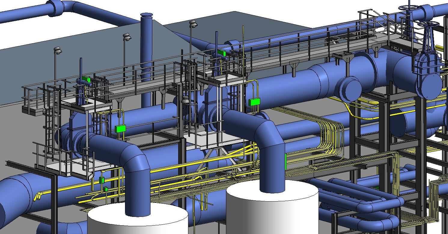 Iwc Engineering Etude Tuyauterie Pipeline